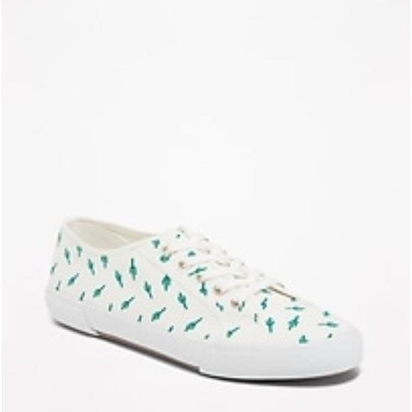 af9a3d11d3e Old navy cactus tennis shoes